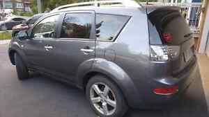 2007 Mitsubishi Outlander V6