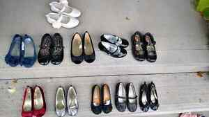 Girls shoes.  Size 11.  New condition