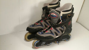 *K2 CAMANO -CARBON -  rollerblade - homme taille 11*