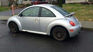 2001 Volkswagen New Beetle Berline