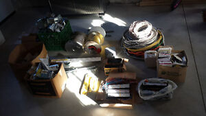 Large lot of Electrical Supplies, must take all Kitchener / Waterloo Kitchener Area image 2