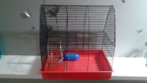 Cage For Rats,Gerbils or Hamsters $25. Firm