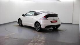 2014 Honda CR-Z 1.5 IMA Sport (121PS) Petrol/Electric Hybrid white Manual