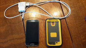 Samsung S4...Excellent Condition...New Battery...$120