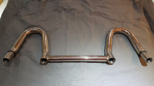 Stainless Steel Roll Bar fits BMW Z3/4 and others.See size!