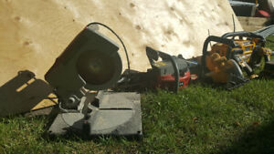 Mitre saw b and d