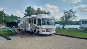 Class A Motorhome for Rent