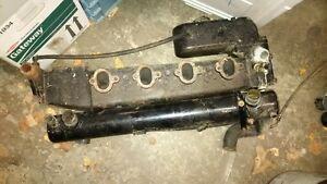 Mercury 470/165/190HP parts complete unit