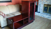 Stereo Cabinet / TV Stand or Window Seat