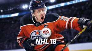 Your copy of NHL 18