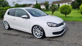 2012 Volkswagen golf 2.0 tdi se