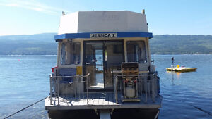 Three Buoys Sport Cruiser Houseboat for Sale