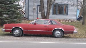 1977 Mercury Cougar XR7