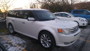 2009 ford flex limited certified