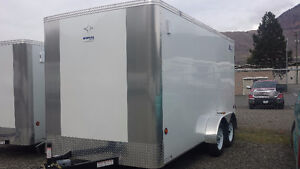 7'x14' Southland Side-by-Side Trailer. Extra Height!
