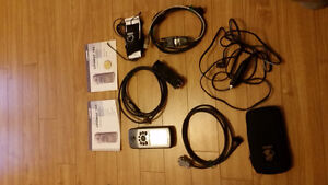 Garmin GPSmap 765 and accessories