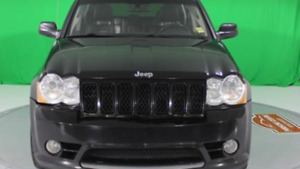 2010 Jeep Grand Cherokee Srt8 no accident SUV, Crossover