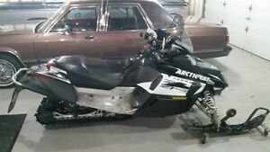 Immaculate 2009 Arctic Cat LXR Turbo Z1