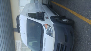 2014 Dodge Pro Master with Refrigeration and an insulated box