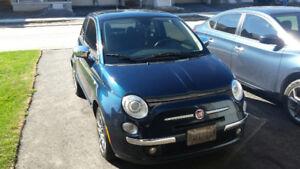 2013 Fiat 500 Lounge Sport **