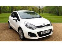 2012 Kia RIO 2 Manual Hatchback