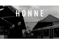 Ticket for Honne in Leeds at Burnell Social Club Oct 27!