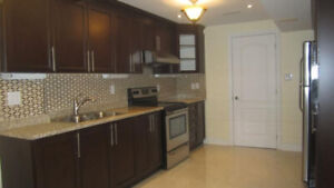 2 BDRM Luxurious Basement APT for Rent - Steeles/Mississauga Rd.