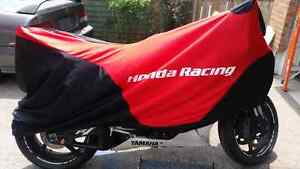 Honda Motorcycle cover & other