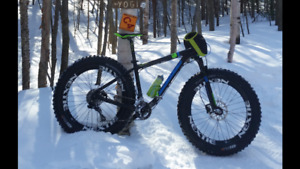 Fatbike scott Big ed roues carbone nextie