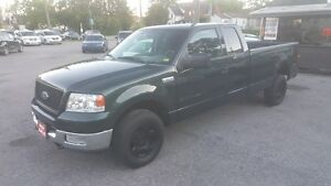 FORD F-150 XLT * LONG BOX * EXT CAB * 4X4 * LOW KM * CERT $9995