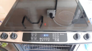 Whirlpool Smooth Top Electrical Range