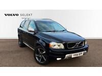 Volvo XC90 2.4TD D5 AWD ( 200bhp ) Nav Geartronic 2014.5MY R-Design BLACK 7 SEAT