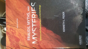 Frauds, Myths, and Mysteries 9th edition by Feder