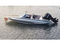 Glastron speed boat good condition