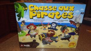 Jeux société Chasse aux pirates