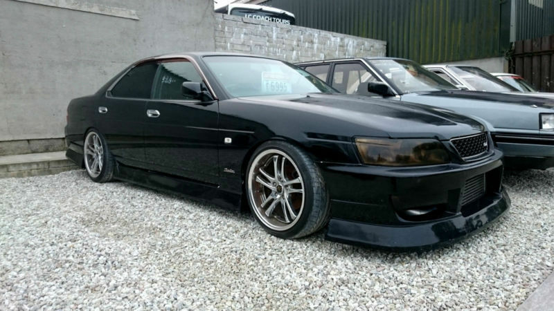 Nissan Laurel C35 Drift Track Car Now Sold In St