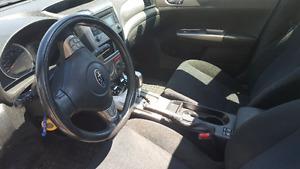 2009 Subaru Sedan.Sport model.