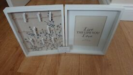 Photo Frame NEW- white