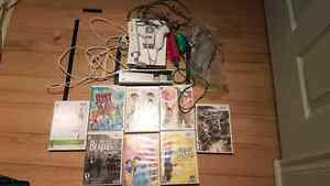 Wii Bundle with The Beatles Rockland and 2 controllers