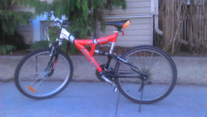 Supercycle  XTI-21DS mountain bike