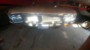 1970 Chev Impala. Convertable with a 400 cid