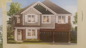 Brand new Mattamy home for Lease in Mount Pleasant N, Brampton