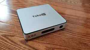 YokaTV KB2 TV Box - Octa-core, 2GB Ram, 32 Rom, Android 6.0  Cambridge Kitchener Area image 1