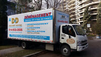 D&D Discount Moving / Montreal- New-York- Toronto 514 933-3555