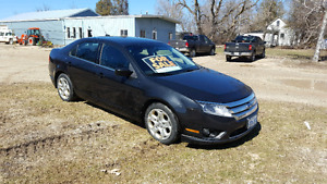 2010 Ford Fusion 4cyl 6 speed manual