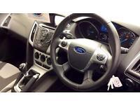 2014 Ford Focus 1.6 TDCi 115 Zetec Navigator 5 Manual Diesel Hatchback