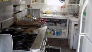 Food Truck (Trailer) One Year Old - Immaculate St. John's Newfoundland image 2