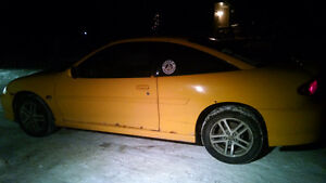 2003 Chevrolet Cavalier z24 with Fresh MB Safety