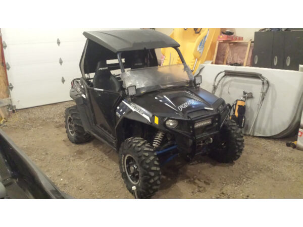 Used 2014 Polaris RZRS 800 H.O.