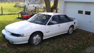 1992 Oldsmobile Cutlass Supreme Sedan